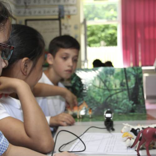 Bringing Digital Literacy to life through Animation