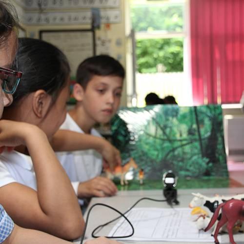 Bringing Digital Literacy to life through Animation