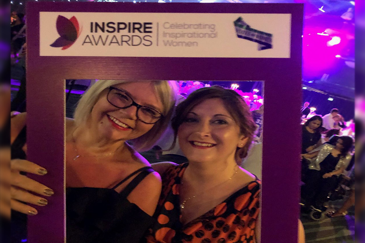 Inspirational Women at the Inspire Awards 2019