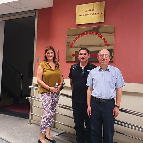 Bolton Schools ICT visit China
